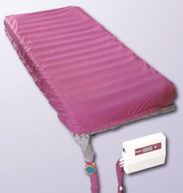Hospital bed overlay mattress / anti-decubitus / dynamic air / tube NoDec A Rober