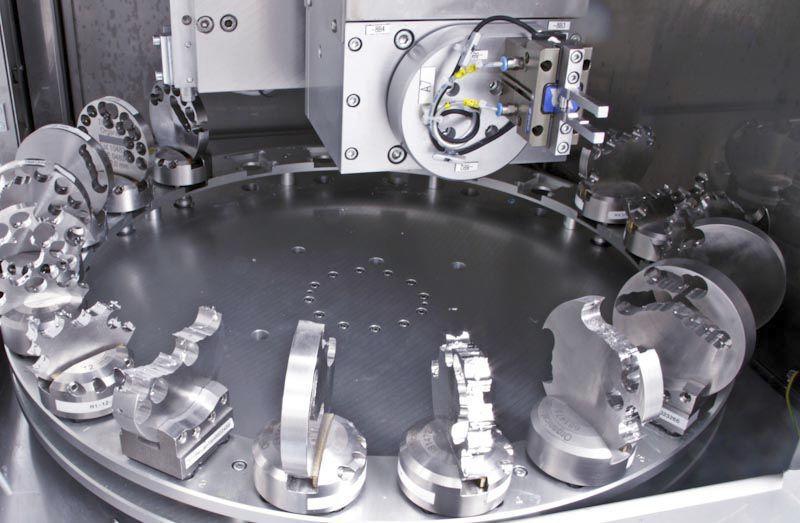 Dental milling machine / 5-axis Organical Multi & Changer 20 R+K CAD/CAM Technologie GmbH & Co. KG