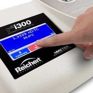 Digital laboratory refractometer / bench-top r2i300 Reichert Technologies - Analytical Instruments