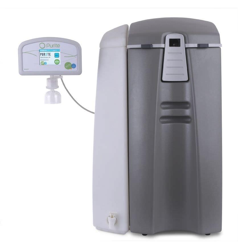 Laboratory water purifier / reverse osmosis / microfiltration / electrodeionization Select Range Purite