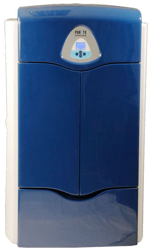 Laboratory water purifier / microfiltration / by UV / reverse osmosis Integra EH, Integra ES Purite