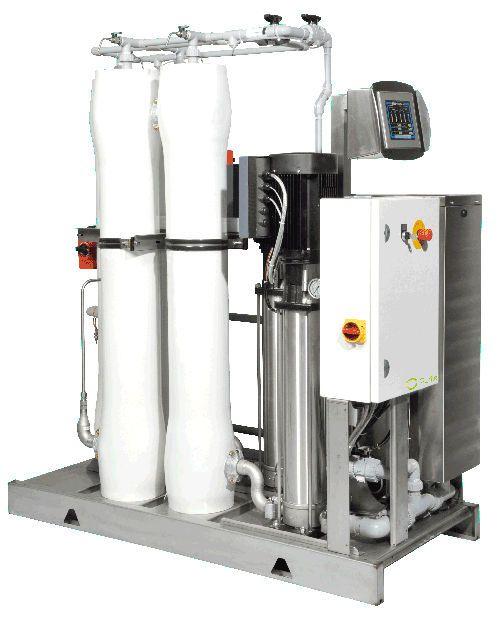 Reverse osmosis water treatment plant / hemodialysis MediQA Purite