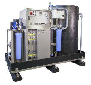 Laboratory water purification system / electrodeionization / reverse osmosis Integra 200E Purite