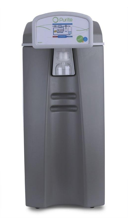 Laboratory water purifier / by UV / microfiltration / electrodeionization Select Neptune Purite