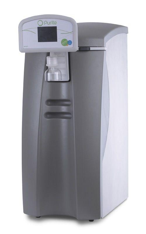 Laboratory water purifier / by UV / electrodeionization / reverse osmosis Select Fusion Purite