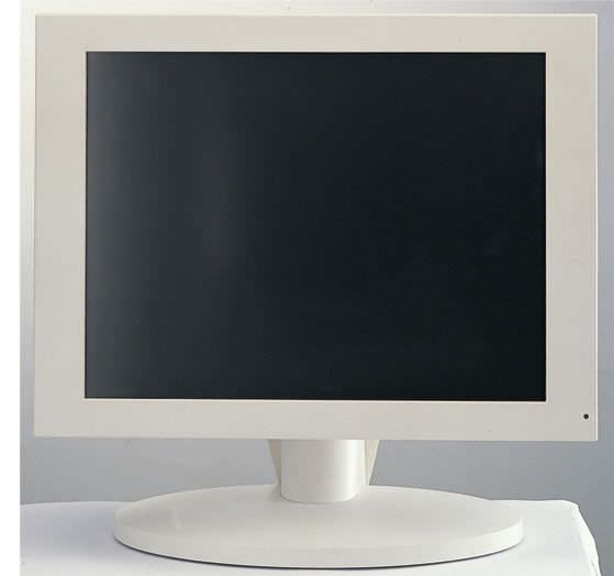 LCD display / medical / touch screen PMD-S17 Portwell