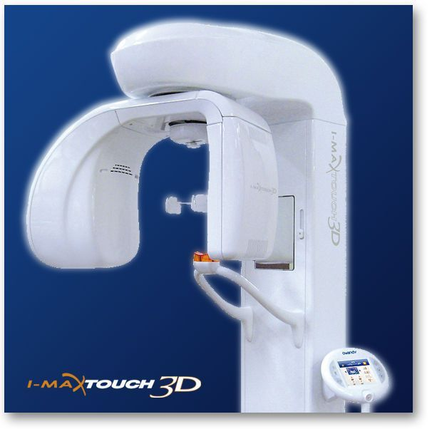 Dental CBCT scanner (dental radiology) / cephalometric X-ray system / panoramic X-ray system / digital I-Max Touch 3D OWANDY