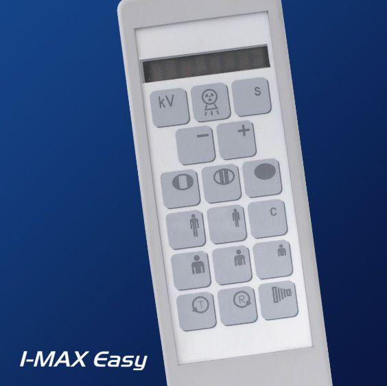 Panoramic X-ray system (dental radiology) / digital I-Max Easy OWANDY