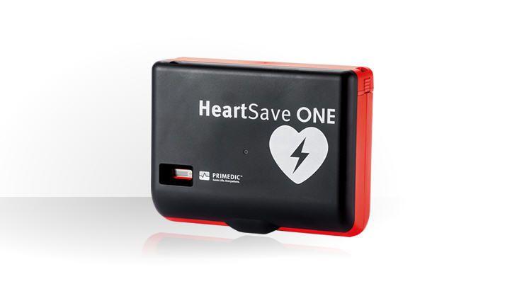 Automatic external defibrillator / public access HeartSave ONE Primedic