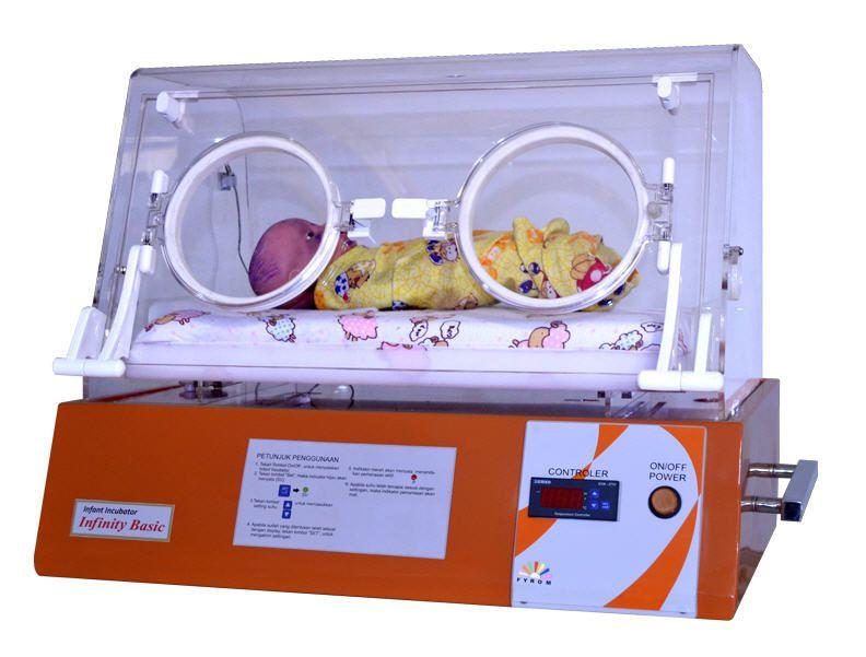 Infant incubator 26 - 37°C | Infinity Basic PT. FYROM INTERNATIONAL