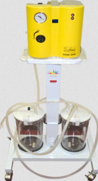 Battery-powered mucus suction pump 20 L/Min | Stream Line Mobile PT. FYROM INTERNATIONAL