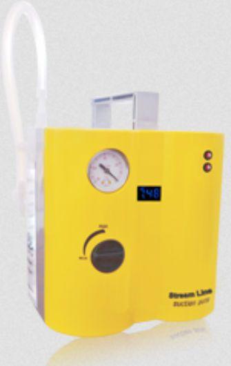 Electric mucus suction pump / handheld / battery-powered 20 L/min | Stream Line AC-DC PT. FYROM INTERNATIONAL