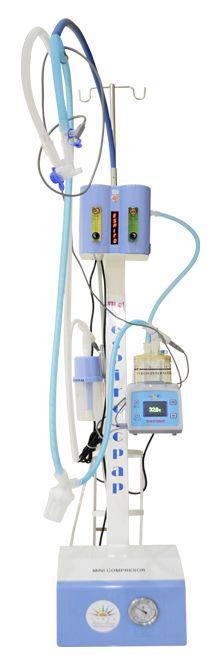 Resuscitation ventilator / CPAP / infant / portable 20 L/mn | Espiro CPAP PT. FYROM INTERNATIONAL