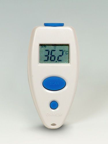 Medical thermometer / electronic / forehead 34 ... 42.2 °C | TH03F Radiant Innovation