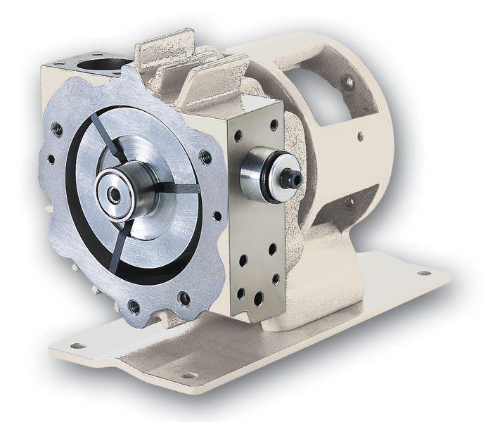 Medical vacuum pump / dental / rotary vane 2-10 hp NFP 99   QVMS Quincy Compressor