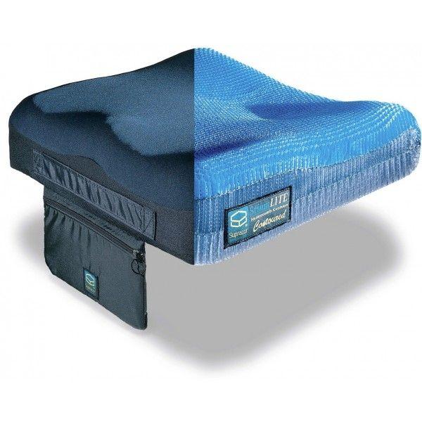 Wheelchair cushion / anti-decubitus STIMULITE® CONTOURED PHYSIPRO