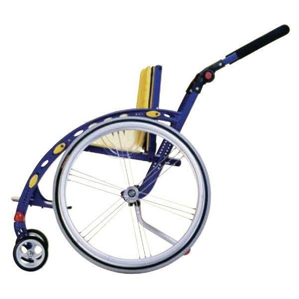 Active wheelchair / pediatric BRIX PHYSIPRO