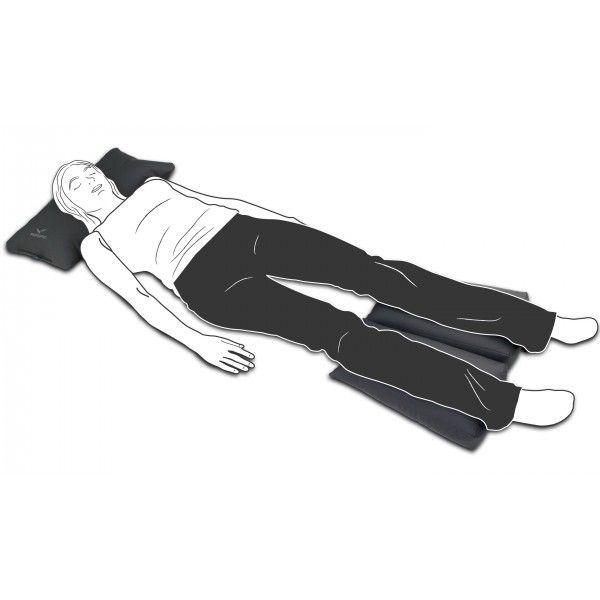 Positioning cushion / wedge-shaped PHYSIPRO