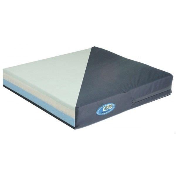 Seat cushion / foam / rectangular C3S PHYSIPRO