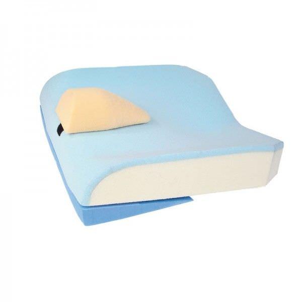 Seat cushion / foam / rectangular Zero Pressure PHYSIPRO
