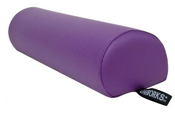 Positioning bolster / half-round 5931-06 Oakworks Massage