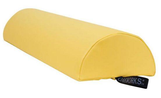 Positioning bolster / half-round 1581-06 Oakworks Massage