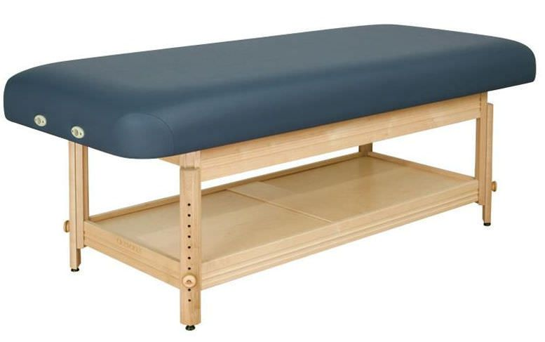 Manual massage table / height-adjustable / 1 section Clinician CLMPFT312473PLTTVN Oakworks Massage
