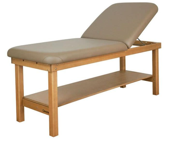 Manual massage table / 2 sections Seychelle PKG4212 Oakworks Massage