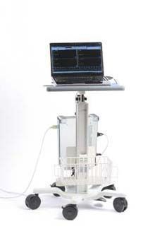 Impedance cardiography system computer-based Lab1™ PhysioFlow