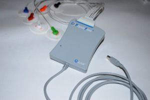 Computer-based electrocardiograph / digital Q-Link™ PhysioFlow