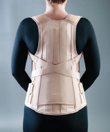 Lumbar support belt / thoracolumbar (TLO) / thoracic / with suspenders Lumbitec Optec USA
