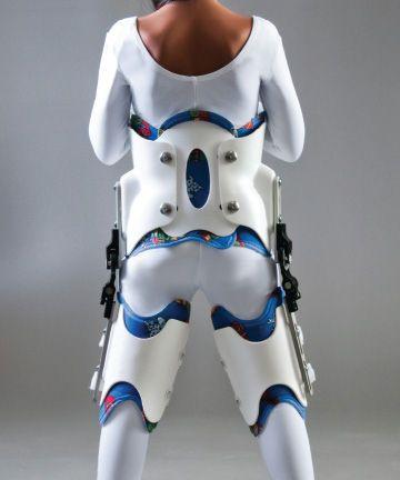 Hip orthosis (orthopedic immobilization) / legs abduction / articulated / pediatric Prefab Mini-TLC Optec USA