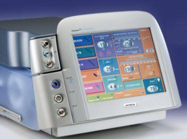 Phacoemulsifier (ophthalmic surgery) / vitrectome / aspiration pump for crystalline residue Pulsar² OPTIKON