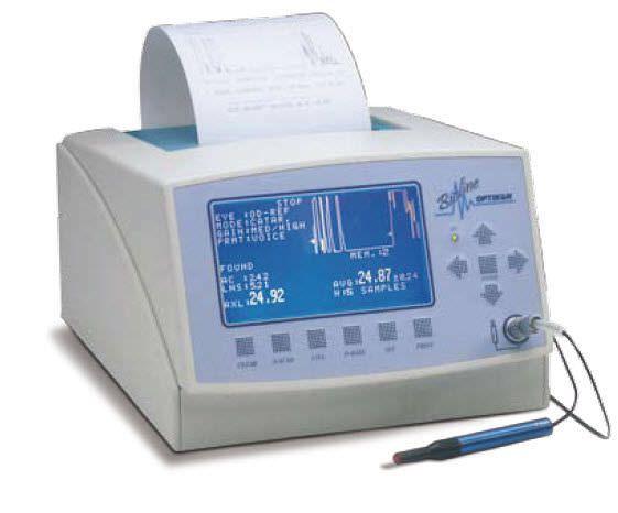 Ophthalmic biometer (ophthalmic examination) / ultrasound biometry BIOLINE OPTIKON