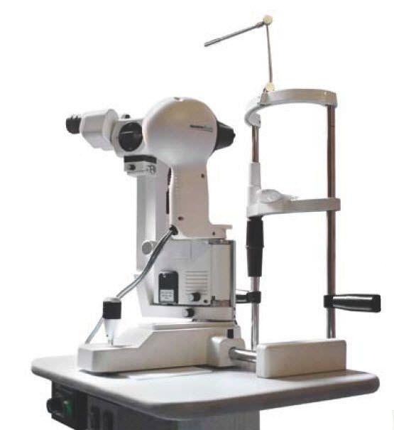 Corneal topograph (ophthalmic examination) Keratron Piccolo OPTIKON