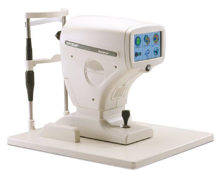 Wavefront aberrometer (ophthalmic examination) / corneal topograph / pupil meter Keratron Onda OPTIKON