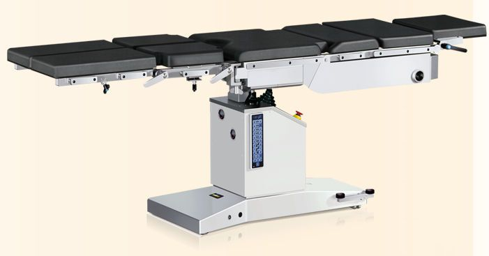 Electromechanical operating table / X-ray transparent max. 250 kg | EM 2010 NUOVA BN