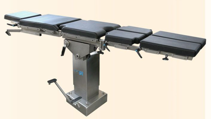 Universal operating table / mechanical max. 200 kg | F4 NAVI NUOVA BN