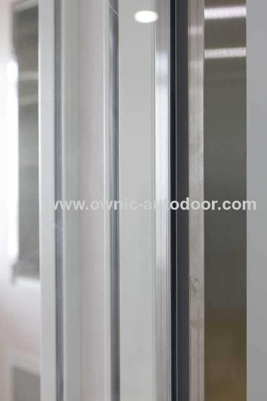 Hospital door / sliding / automatic / glass YBTDM OWNIC