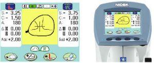 Automatic lensmeter LM-500 NIDEK