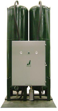 Medical oxygen generator / PSA OG-2000 Oxygen Generating Systems International