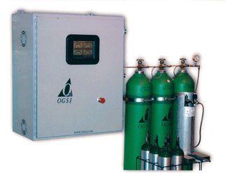 Cylinder filling system oxygen / medical CFP-15+ Oxygen Generating Systems International