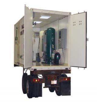 Medical oxygen generator / modular / mobile Oxygen Generating Systems International