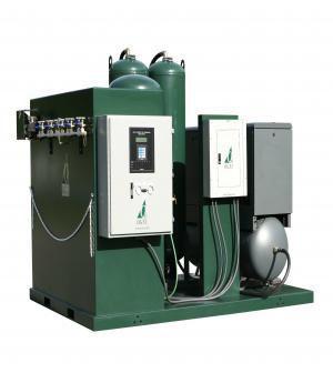 Cylinder filling system oxygen / medical CFP-500 Oxygen Generating Systems International