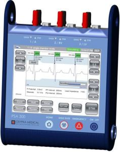 Cardiac pacing system analyzer PSA 300™ Osypka Medical