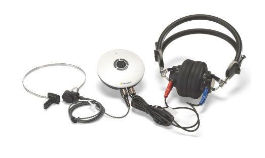 Diagnostic audiometer (audiometry) / audiometer / wireless / computer-based OTOPOD® M1 Otovation