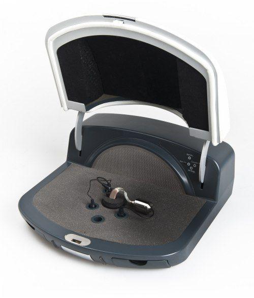 Fitting analyzer (hearing aid setting) / hearing aid OTOPro Otovation