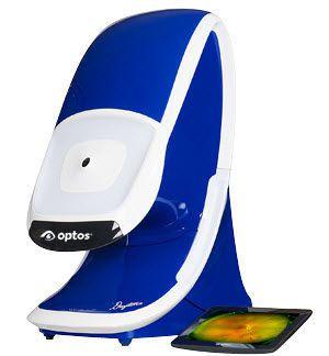 SLO ophthalmoscope (ophthalmic examination) Daytona Optos