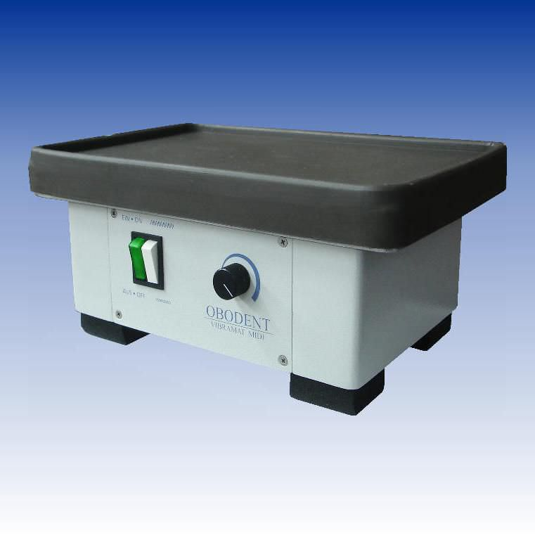 Dental laboratory vibrator VIBRAMAT MAXI OBODENT GmbH