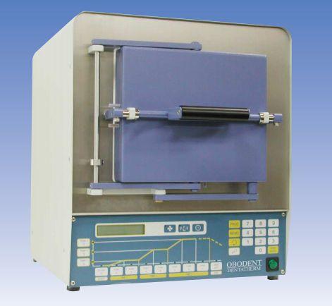 Dental laboratory oven DENTATHERM F6 / F12 OBODENT GmbH